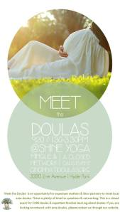 This is an event for expectant mothers and their partners to meet some of our great community of Greater Cincinnati Area Doulas!